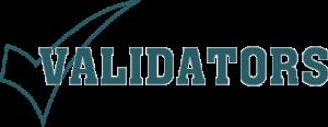 Validators Logo website