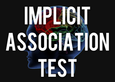 Implicit Association Test (IAT)