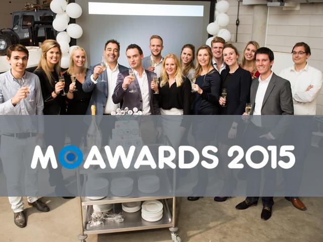 Wij zijn genomineerd voor 'Marktonderzoekbureau 2015'