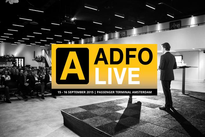Martin & Erik sprekers op Adfo Live
