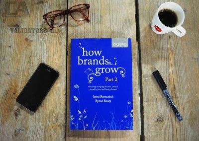 Book review: How brands grow, part 2 – Byron Sharp