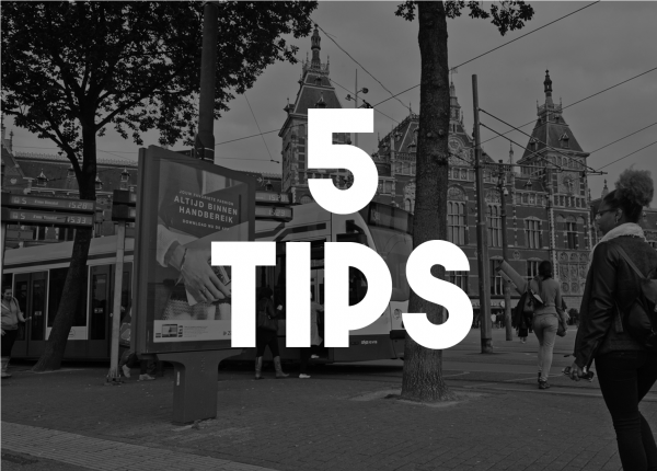 Vijf tips voor een effectievere Out-of-Home creatie
