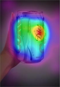 Heatmap Coca Cola