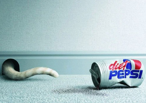 Battle of the Diets: creatieve effectiviteit van Pepsi en Coca-Cola
