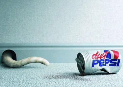 Battle of the Diets: creatieve effectiviteit van Pepsi en Coca-Cola