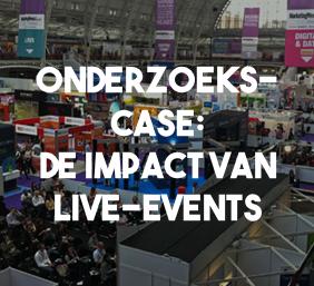 Wat is de impact van een live-event?