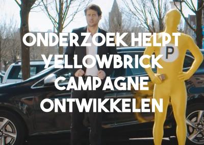 Validators helpt RLVNT en Yellowbrick campagne te ontwikkelen