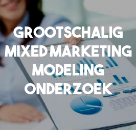 Grootschalig Mixed Marketing Modeling onderzoek: RTV effectief voor websitebezoek