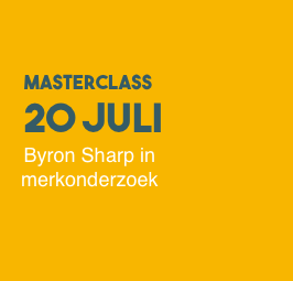 Masterclass Byron Sharp, 20 juli