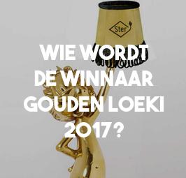 Wie wordt de winnaar Gouden Loeki 2017 (volgens ons)?