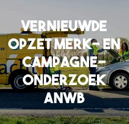 ANWB kiest met Validators voor vernieuwde opzet van merk- en campagneonderzoek