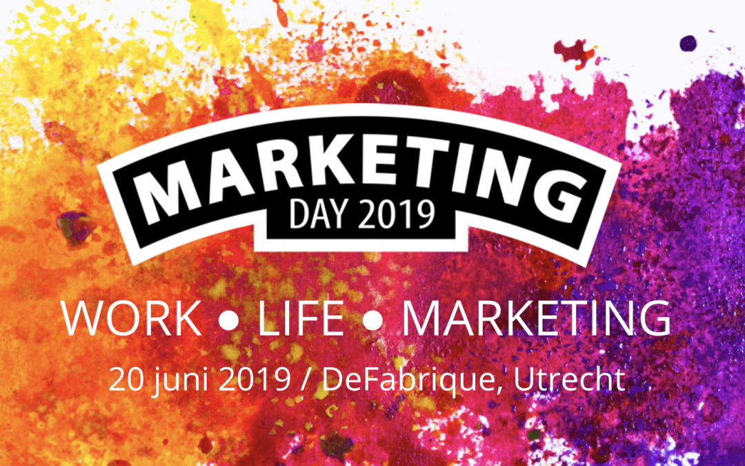 Validators spreekt op NIMA Marketing Day