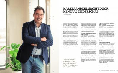 Marktaandeel groeit door mentaal leiderschap