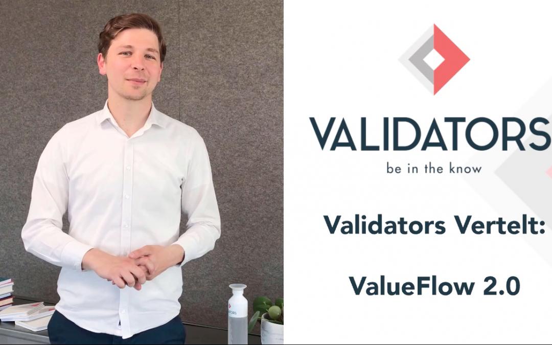 Validators lanceert ValueFlow 2.0