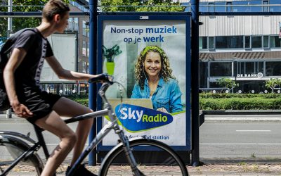 Roundtable of Innovation 28 november: Out-of-Home zet CEPs Sky Radio in beweging