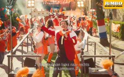 EK-commercial JUMBO scoort het best op emotionele beleving
